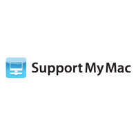 Support My Mac logo